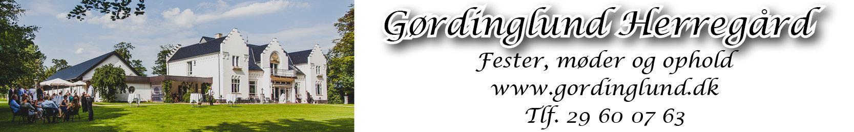 Reference - Gørdinglund Herregård