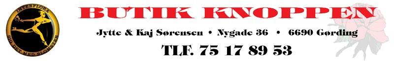 Reference - Butik KNOPPEN